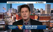 Video: Wayne Besen On MSNBC's Hardball with Chris Matthews