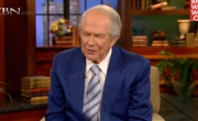 Pat Robertson Requests Facebook Add 'Vomit' Button For When He Sees Gay Stuff