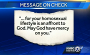 Kansas City: Diners Compliment Waiter For Wonderful Service, Leave No Tip Due To His 'Homosexual Lifestyle'