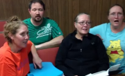 Here's A Quartet From Westboro Baptist Church Singing A Lovely Hymn
