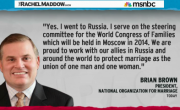 Rachel Maddow Reports On NOM's Terrible Day In New Jersey