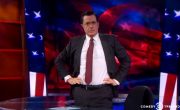 Colbert Explains ENDA — Lesbians, Gays, Batman and Tartar Sauce