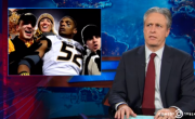 Jon Stewart Slams NFL Managers Who Think Michael Sam Would Be Too 'Distracting'