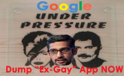 Pressure Mounts on Google for 'Ex-Gay' Hate App: See Full Worldwide Media Coverage