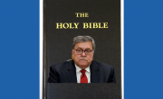 William Barr's Religious Extremism May Explain His Alarming Behavior