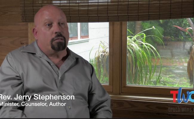 Rev. Jerry Stephenson: Healing Those Harmed by 'Ex-Gay' Programs