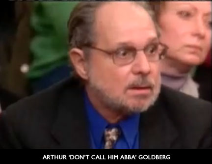 JONAH Conman Arthur Abba Goldberg Back on the 'Ex-Gay' Grift