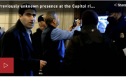 TWO Calls on the FBI to Arrest Jewish Press Editor for Storming U.S. Capitol